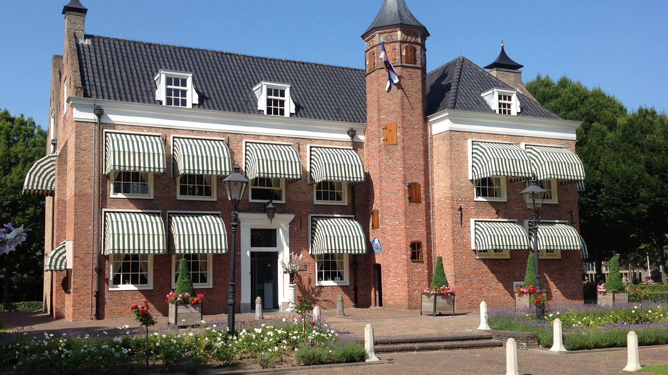 Landhuis De Oliphant in Rotterdam.